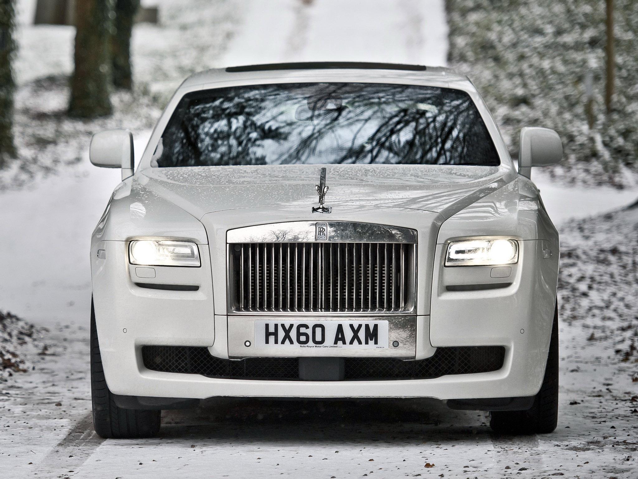 Rolls Royce Ghost Uk 2009 Rolls Royce Ghost Uk 2009 Photo 05 Car