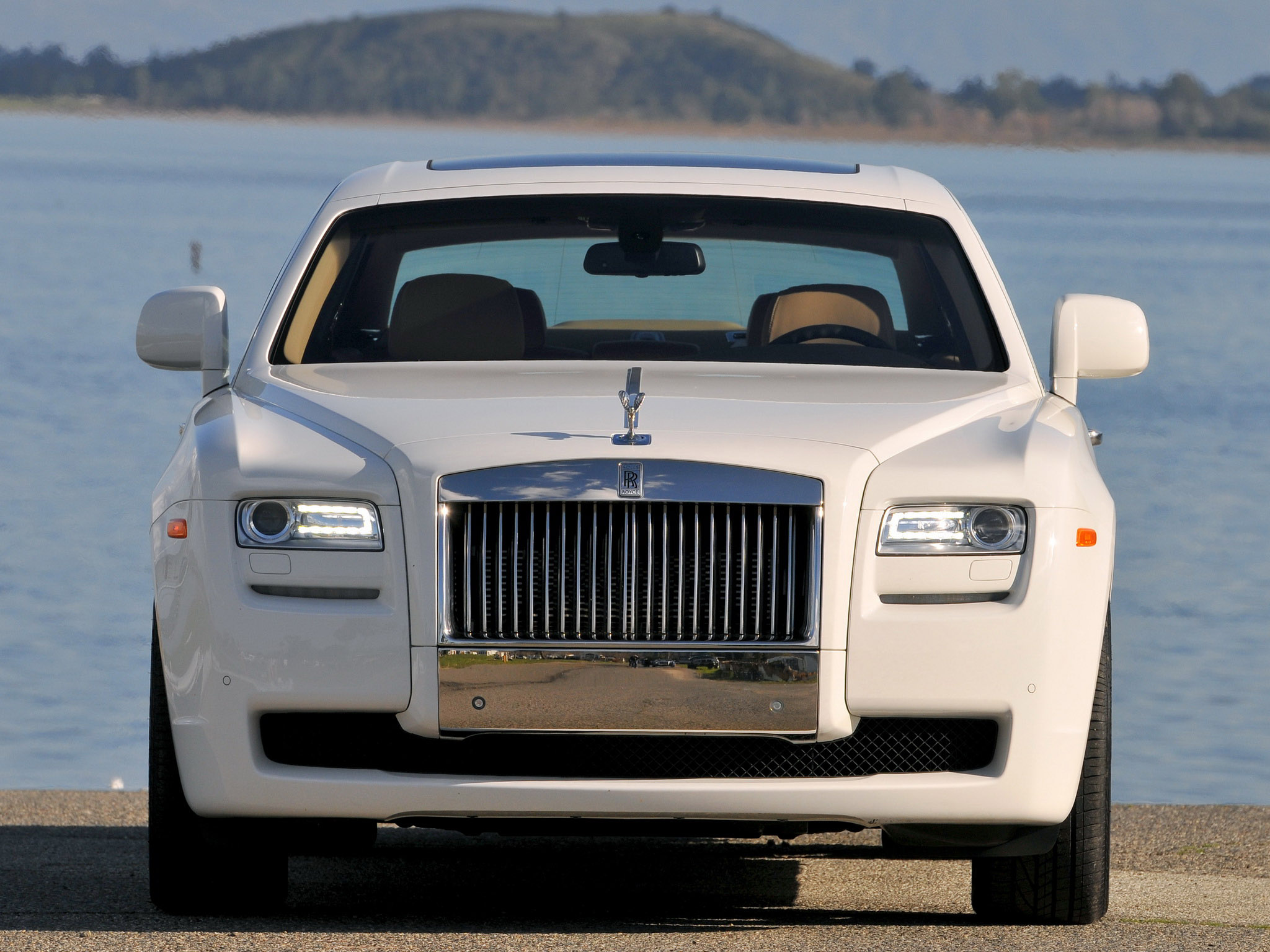 Car in pictures - car photo gallery » Rolls-Royce Ghost ...