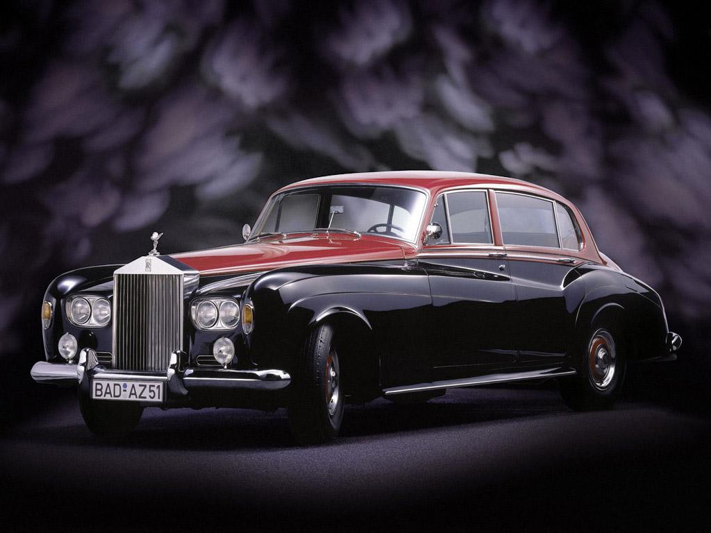 Rolls-Royce Silver Cloud III 1962-1966 Rolls-Royce Silver Cloud III ...