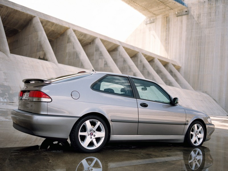 saab 9 3 aero coupe 1999 2002 saab 9 3 aero coupe 1999 2002 photo 23 car in pictures car. Black Bedroom Furniture Sets. Home Design Ideas