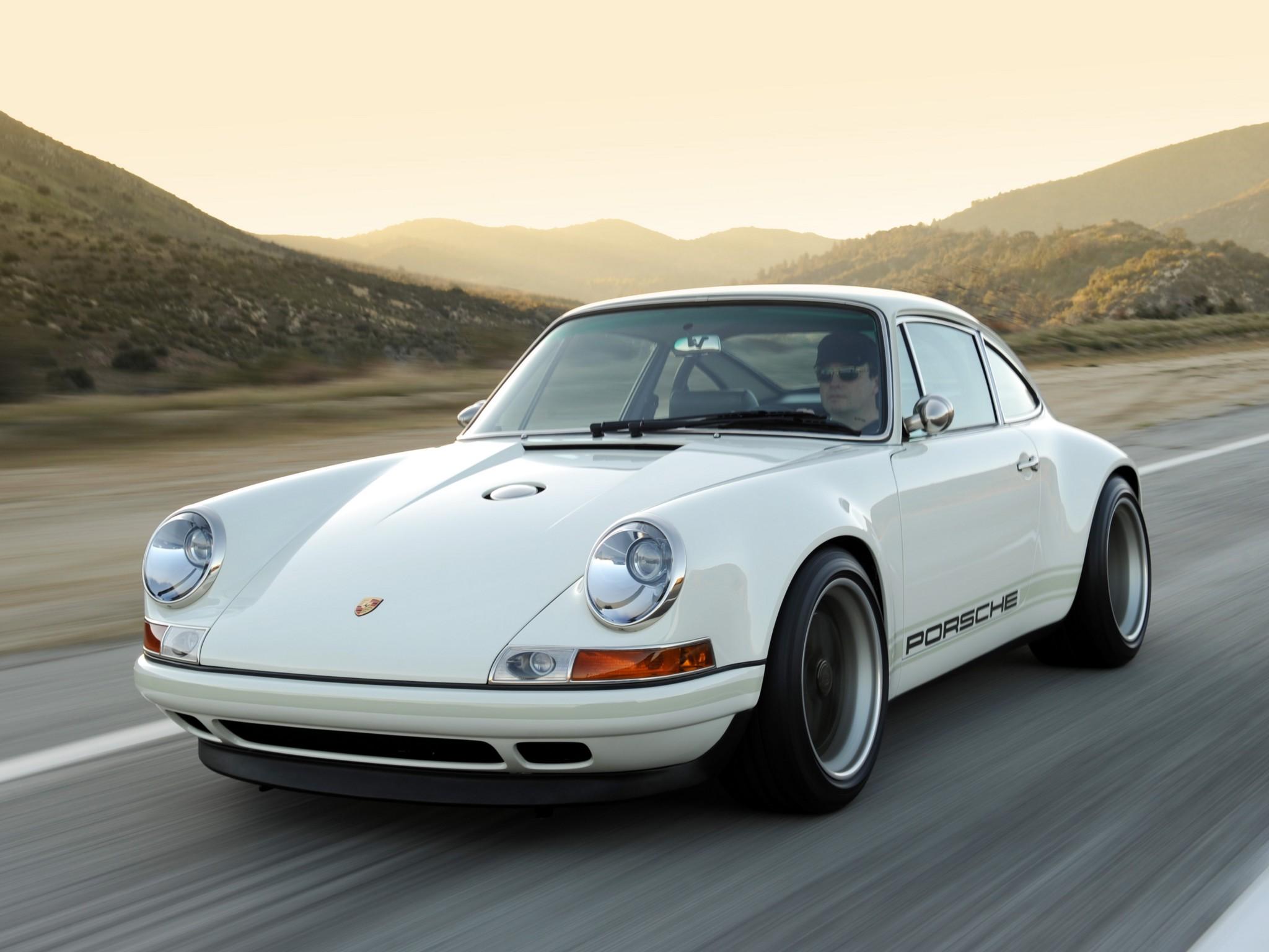 Singer Design Porsche 911 Cosworth Singer Design Porsche 911 ...