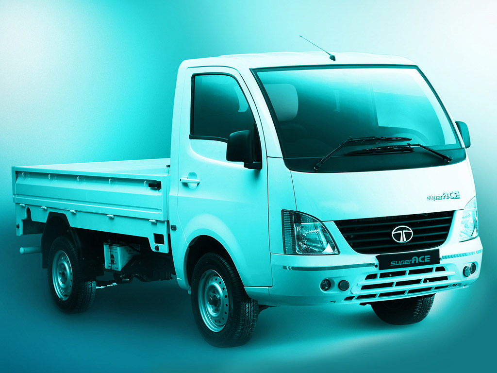 Car Photo Gallery » Tata Super Ace 2009