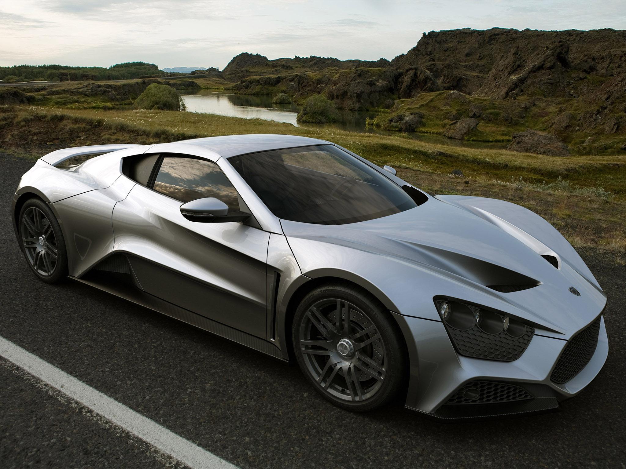 Самая быстрая машина в мире 22 фотография