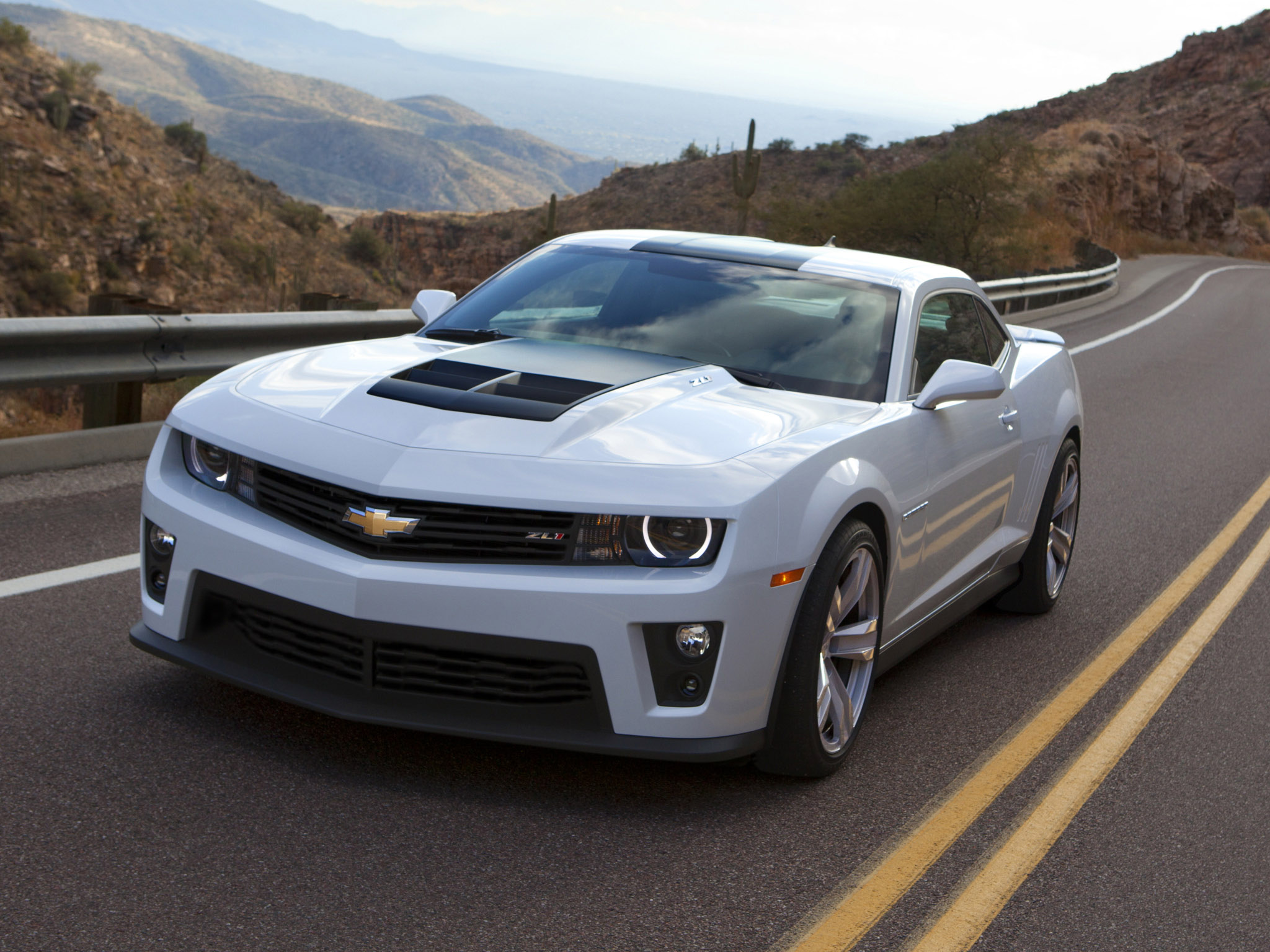 Chevrolet Camaro Zl1 2011 Chevrolet Camaro Zl1 2011 Photo