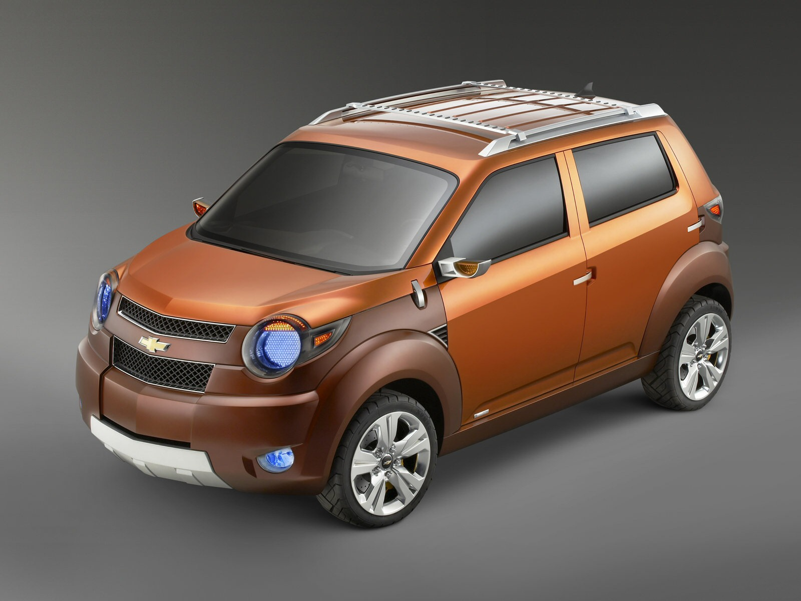 Chevrolet Trax Concept 2007 Chevrolet Trax Concept 2007 Photo 02 – Car in pictures - car photo ...