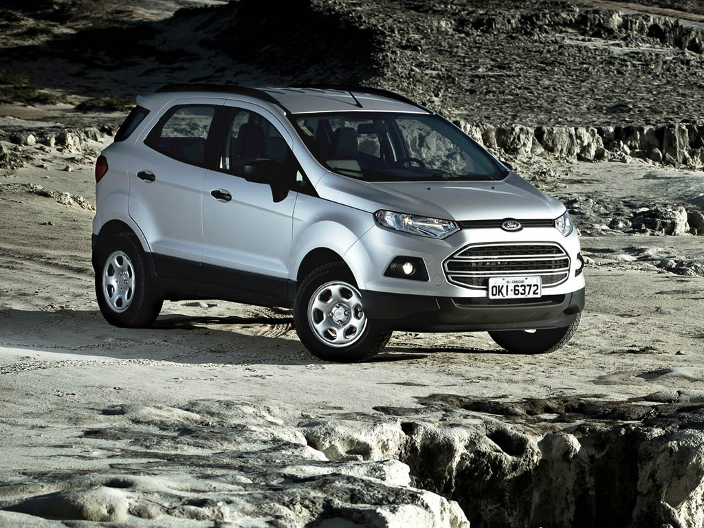 Ford EcoSport 2013 Ford EcoSport 2013 Photo 20  Car in pictures
