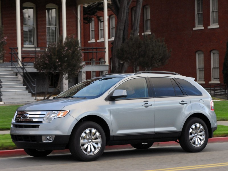 ford edge 2006 ford edge 2006 photo 05 car in pictures car photo gallery. Black Bedroom Furniture Sets. Home Design Ideas