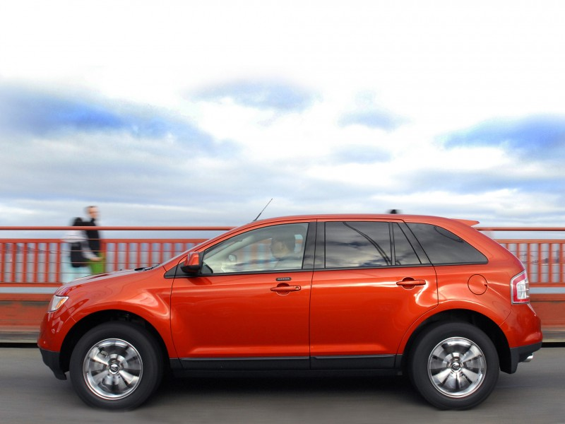 ford edge 2006 ford edge 2006 photo 16 car in pictures car photo gallery. Black Bedroom Furniture Sets. Home Design Ideas