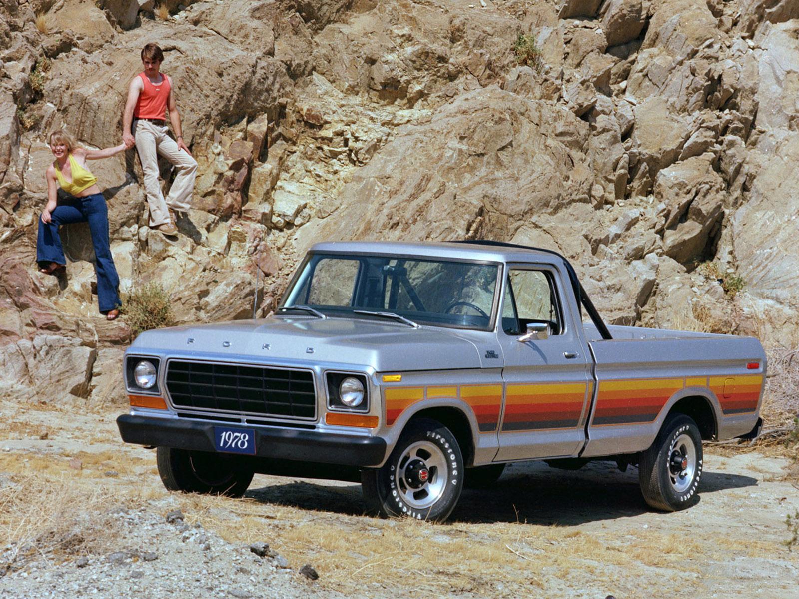 Ford F-100 1978-1979 Ford F-100 1978-1979 Photo 01 – Car ...