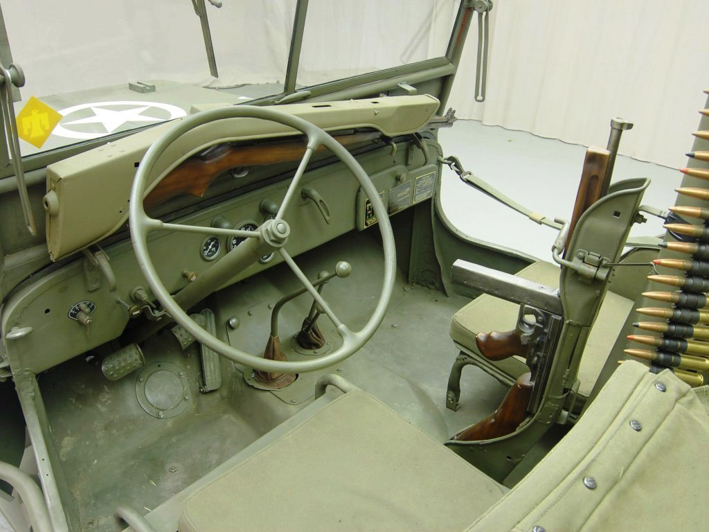 Ford Gpw Jeep 1943 Ford Gpw Jeep 1943 Photo 01 Car In
