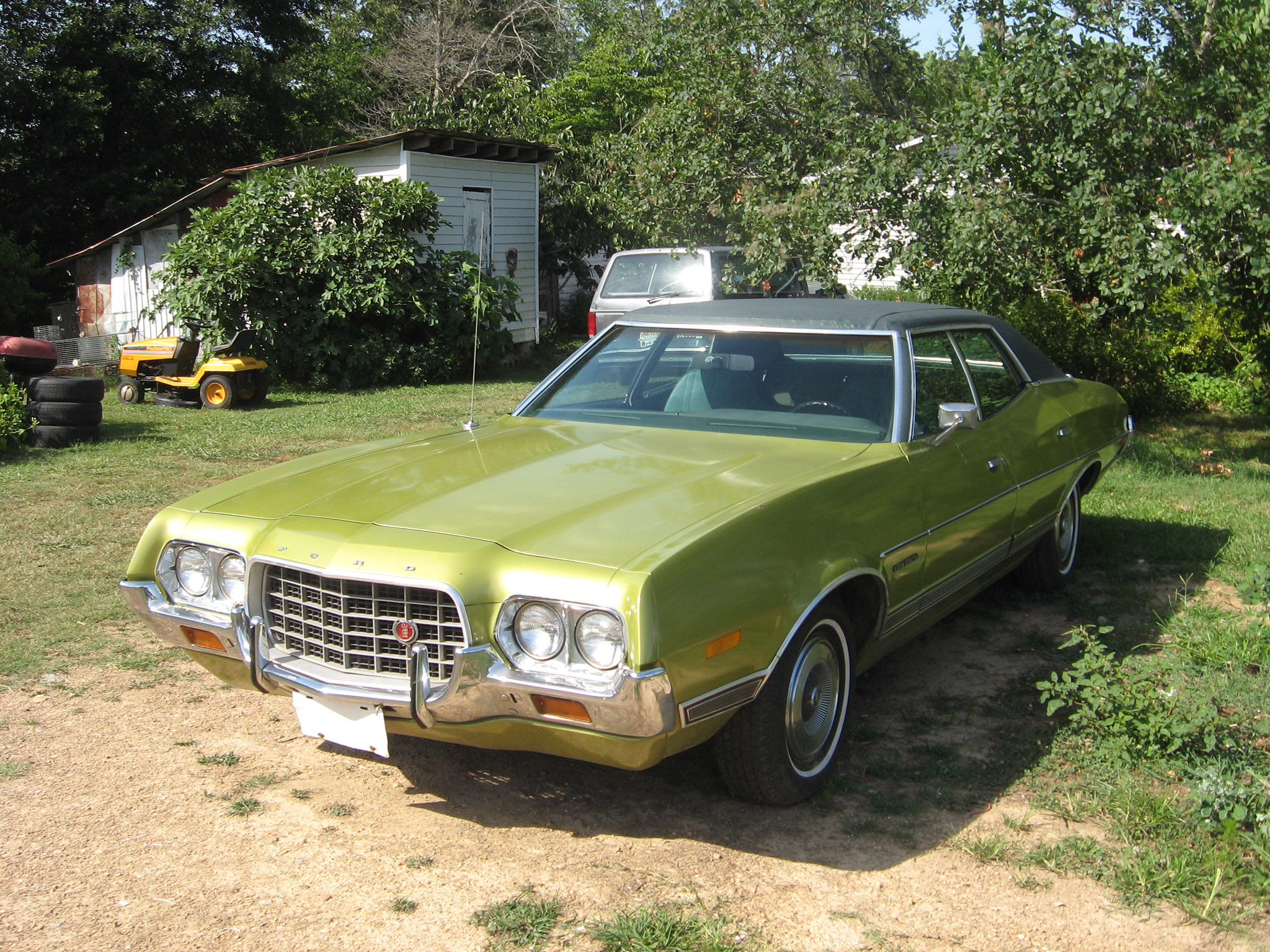 ford gran torino 1973 ford gran torino 1973 photo 03 car in pictures car photo gallery. Black Bedroom Furniture Sets. Home Design Ideas
