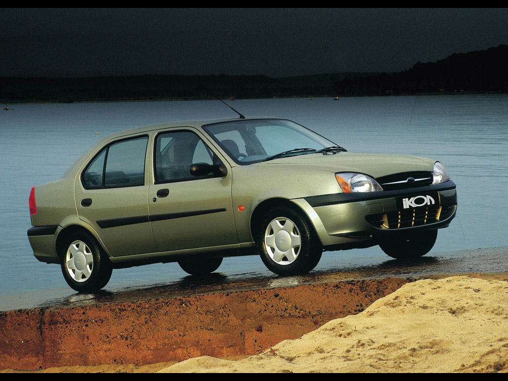Car In Pictures  U2013 Car Photo Gallery  U00bb Ford Ikon 2000