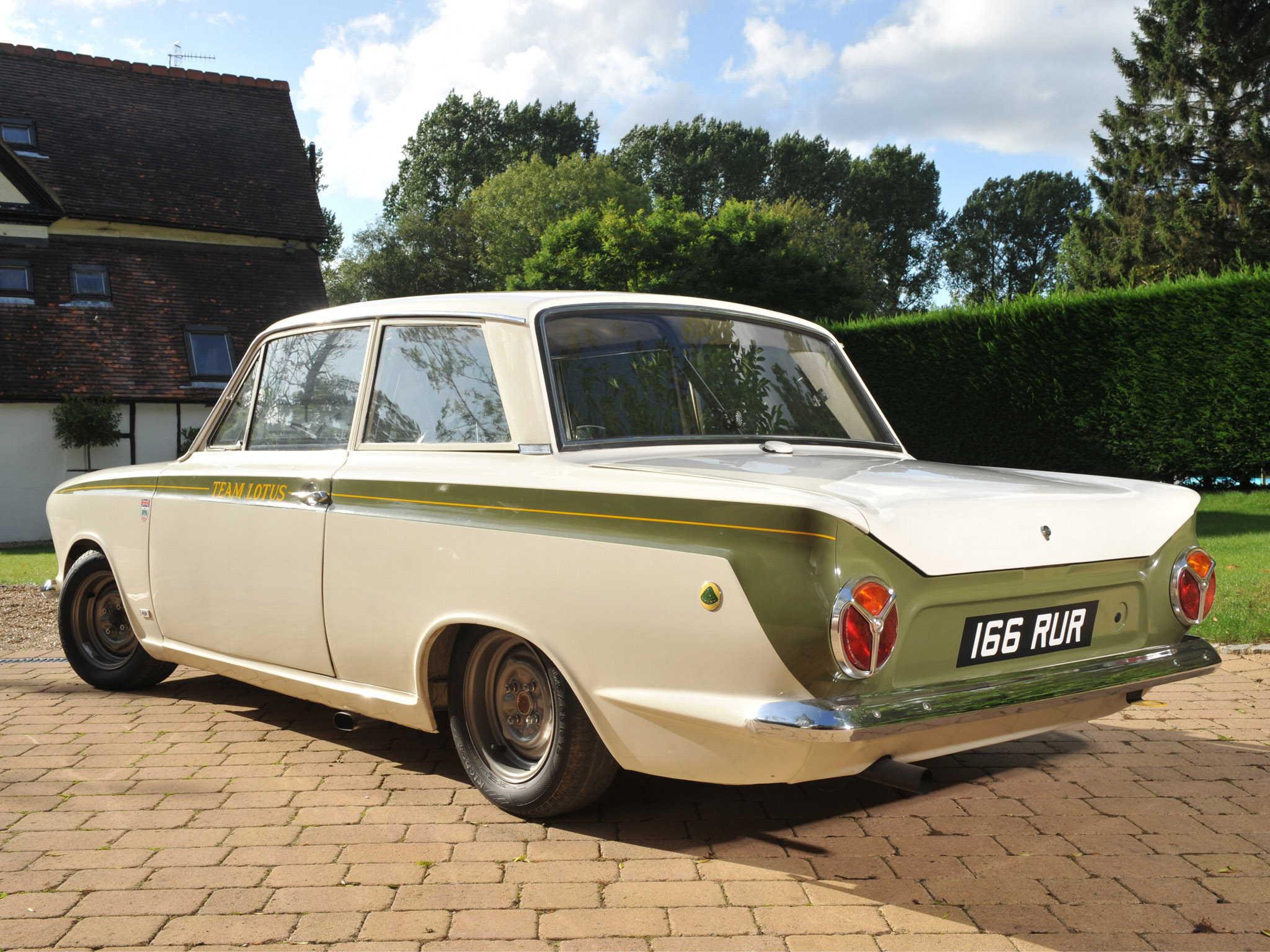 Car In Pictures Car Photo Gallery 187 Ford Lotus Cortina