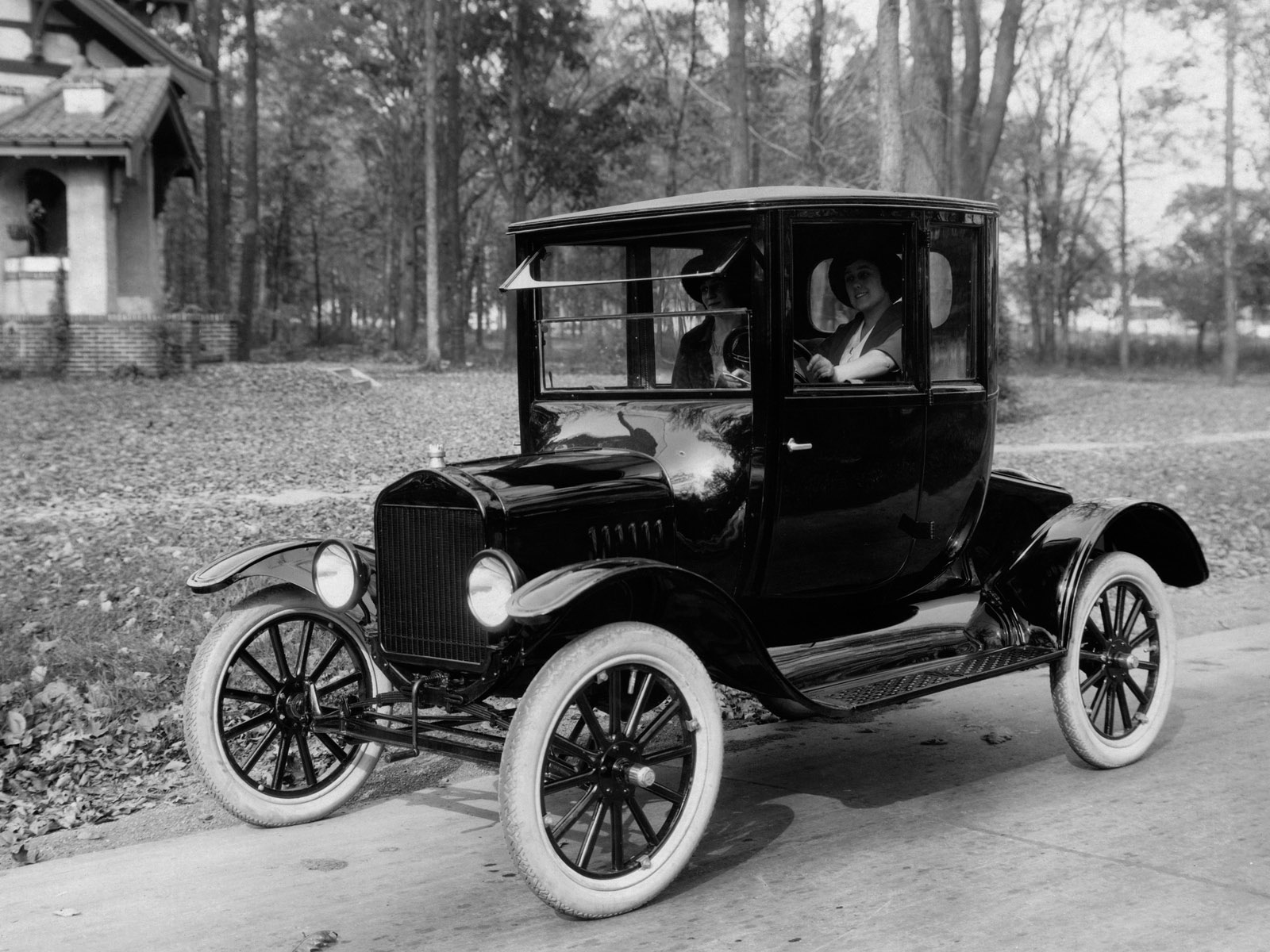 Ford Model T Coupe 1920 Ford Model T Coupe 1920 Photo 02
