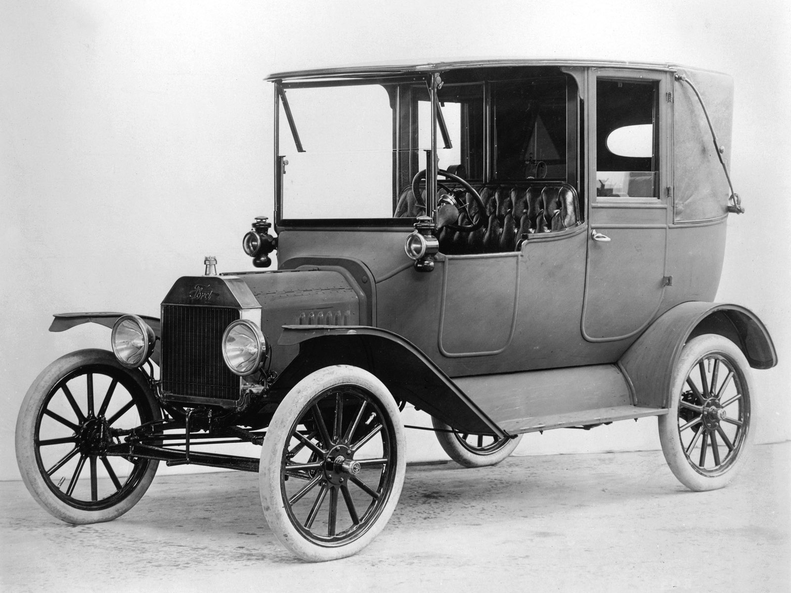 Model T Car: Car Photo Gallery » Ford Model T Town