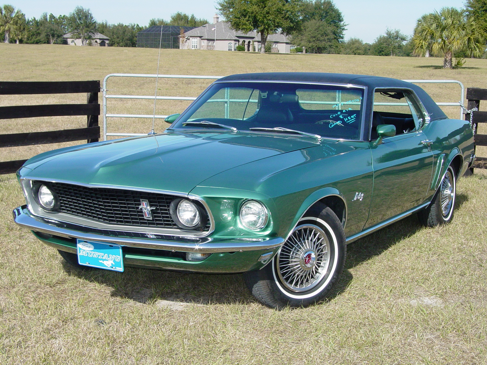 ford mustang 1969 ford mustang 1969 photo 12 car in pictures car photo gallery. Black Bedroom Furniture Sets. Home Design Ideas