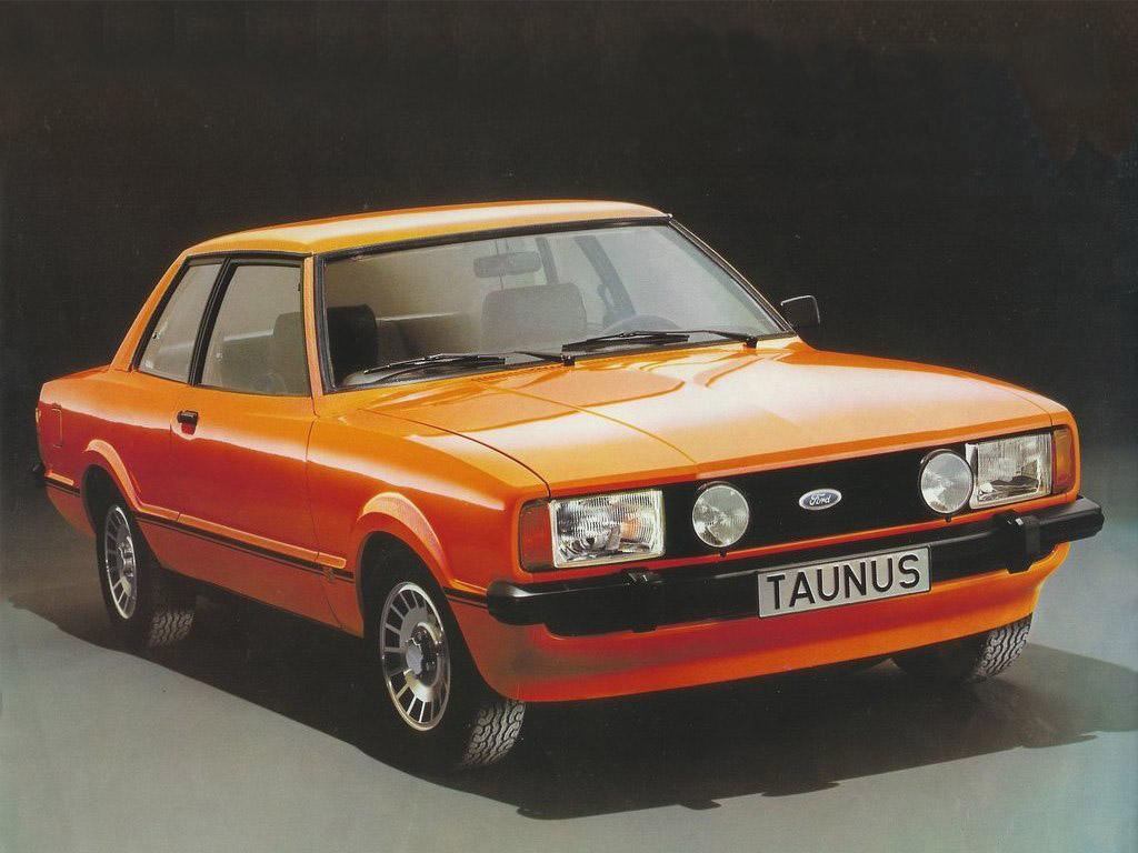 Ford Taunus S Pakket 1976-1979 Ford Taunus S Pakket 1976 ...