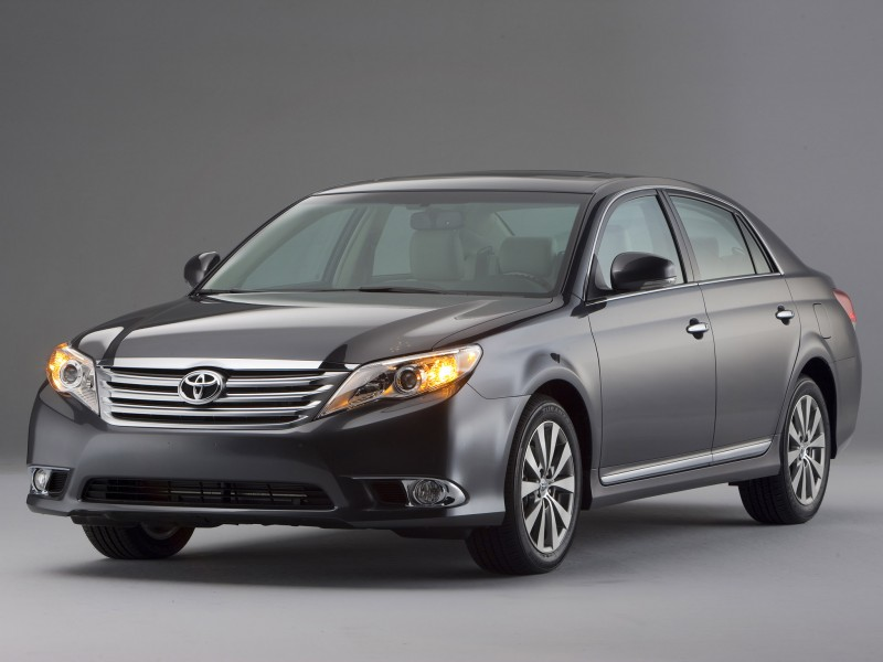 Toyota Avalon 2010 Toyota Avalon 2010 Photo 08 – Car in pictures - car photo gallery