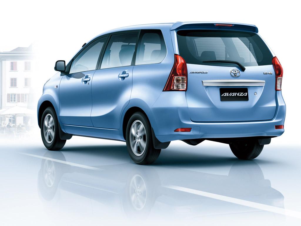 Car Photo Gallery » Toyota Avanza 2012
