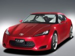 Toyota FT-86 RWD Sports Coupe Concept 2009 Photo 14