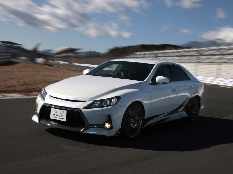 Toyota Mark X G Sports 2012 Toyota Mark X G Sports 2012