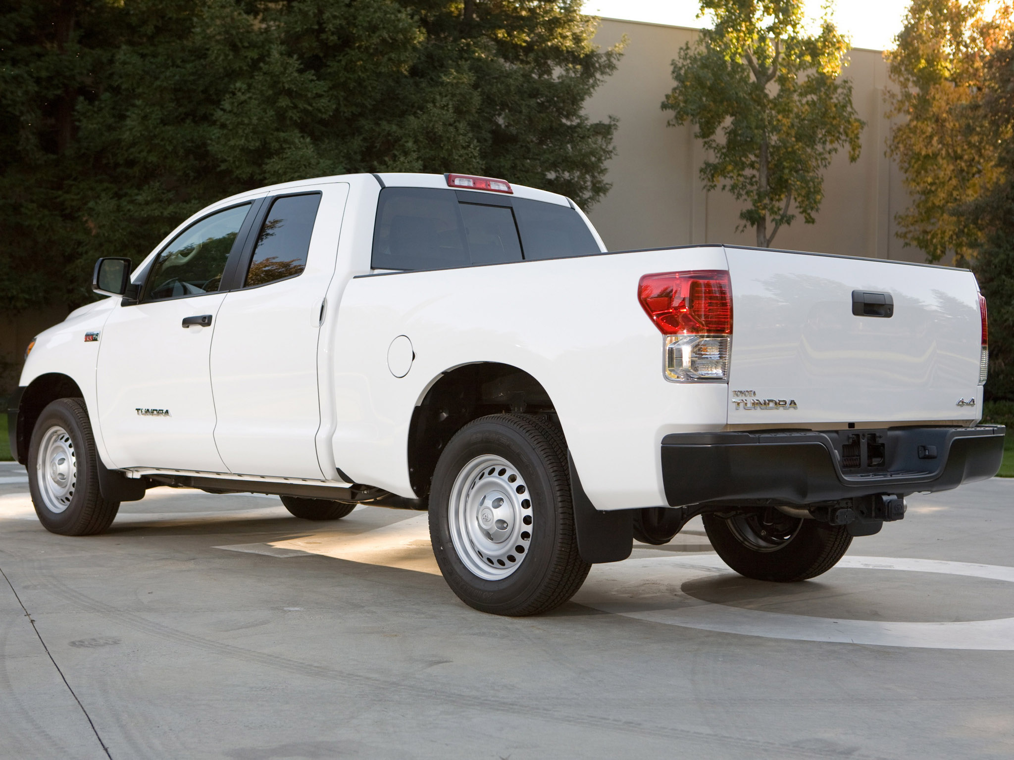toyota tundra double cab work truck package 2009 toyota. Black Bedroom Furniture Sets. Home Design Ideas
