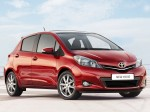 Toyota Yaris 5 door 2011 Photo 02