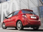 Toyota Yaris 5 door 2011 Photo 04