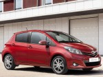 Toyota Yaris 5 door 2011 Photo 10