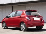 Toyota Yaris 5 door 2011 Photo 11