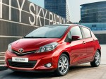 Toyota Yaris 5 door 2011 Photo 12