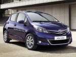 Toyota Yaris 5 door 2011 Photo 13