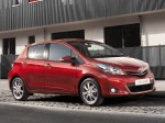 Toyota Yaris 5 door 2011 Photo 15
