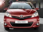 Toyota Yaris 5 door 2011 Photo 17