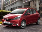 Toyota Yaris 5 door 2011 Photo 19