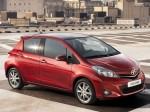 Toyota Yaris 5 door 2011 Photo 24