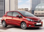 Toyota Yaris 5 door 2011 Photo 26