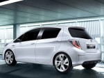 Toyota Yaris HSD Concept 2011 Photo 01