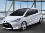 Toyota Yaris HSD Concept 2011 Photo 04