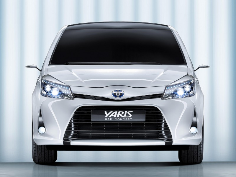 toyota yaris hsd concept 2011 toyota yaris hsd concept 2011 photo 05 car in pictures car. Black Bedroom Furniture Sets. Home Design Ideas