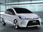 Toyota Yaris HSD Concept 2011 Photo 08