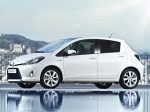 Toyota Yaris Hybrid 2012 Photo 06