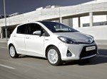 Toyota Yaris Hybrid 2012 Photo 08