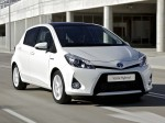 Toyota Yaris Hybrid 2012 Photo 09