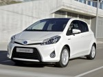 Toyota Yaris Hybrid 2012 Photo 10