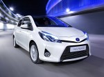 Toyota Yaris Hybrid 2012 Photo 11