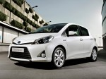 Toyota Yaris Hybrid 2012 Photo 13