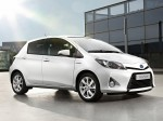 Toyota Yaris Hybrid 2012 Photo 15