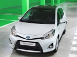 Toyota Yaris Hybrid 2012 Photo 22