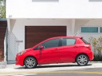 Toyota Yaris SE 5 door USA 2011 Photo 04